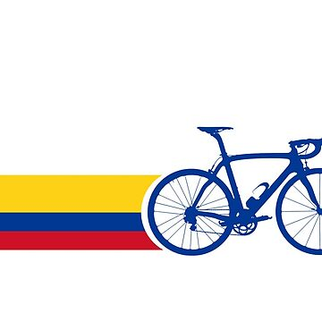 Bike Stripes Colombia National Road Race by sher00