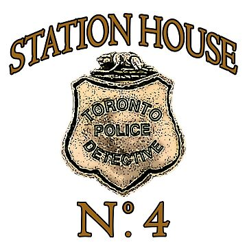 Station House No. 4, Murdoch inspired Shirts  by michaelrodents