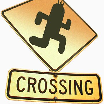 Cactuar Crossing by Newsworthy