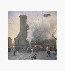 Boston and Maine Railroad depot, Salem ca 1910 Scarf