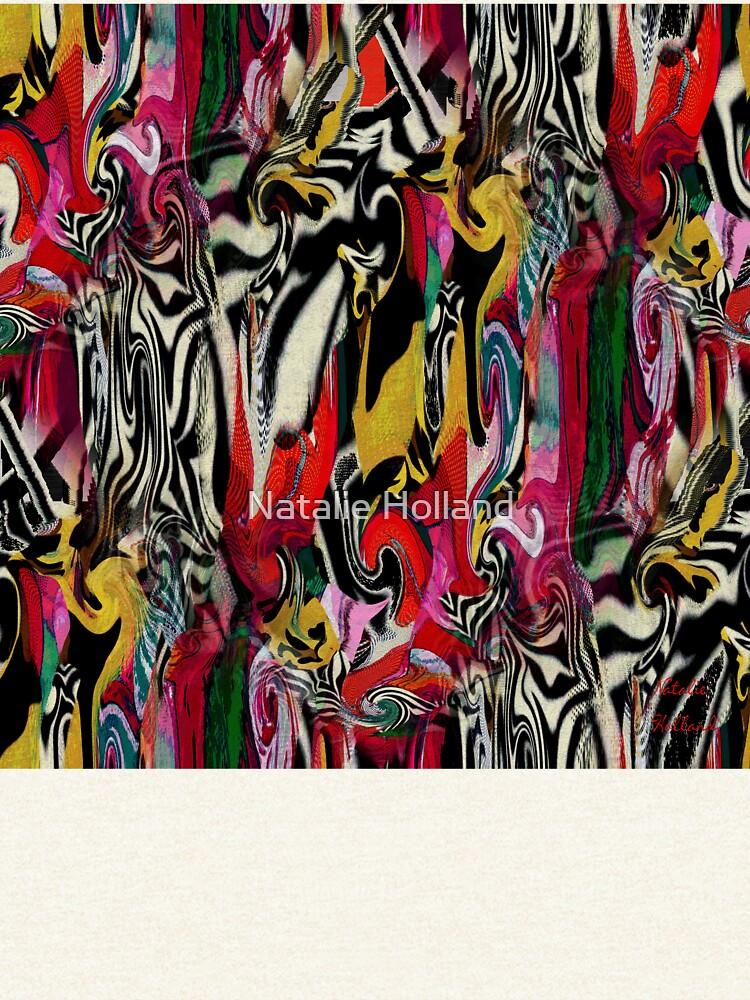 Zebra Dream by NatsArt