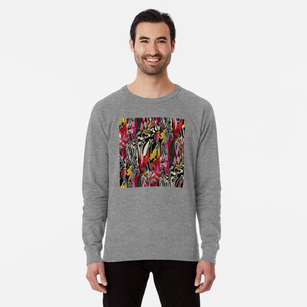 Zebra Dream Lightweight Sweatshirt