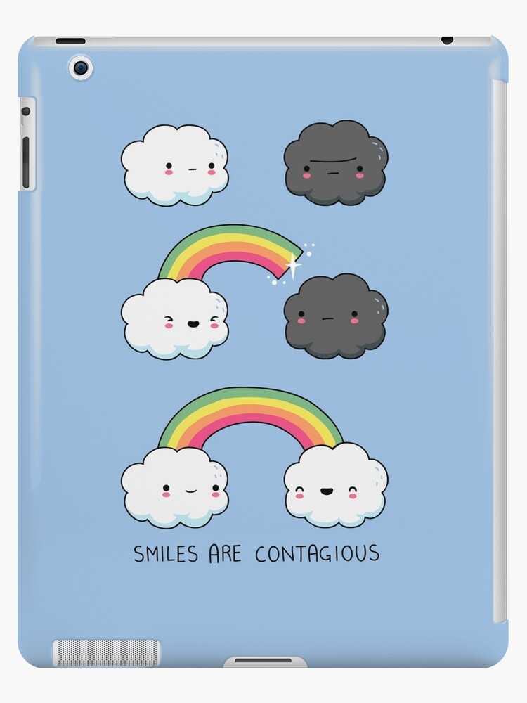 Smiles are contagious by Andres Colmenares