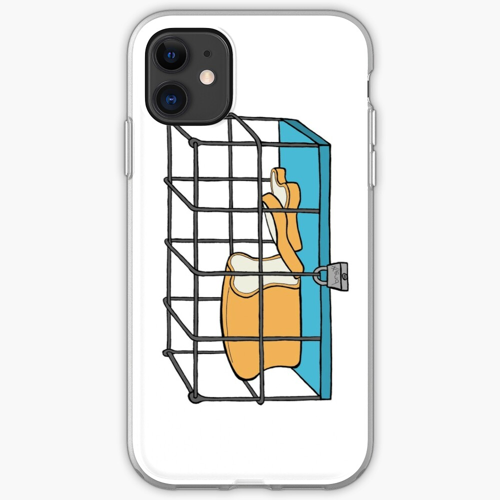 Bread in Captivity iPhone Case & Cover