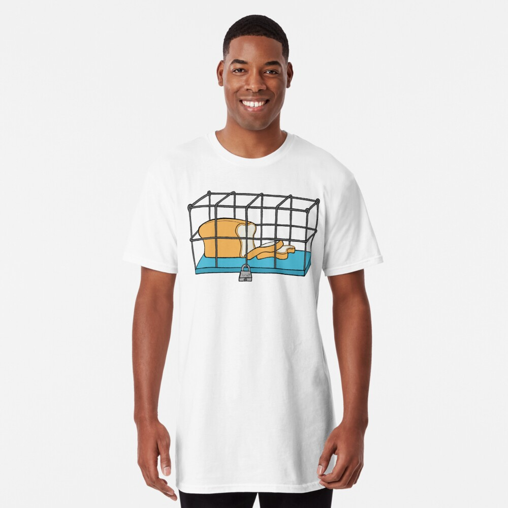 Bread in Captivity Long T-Shirt