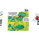 Bugs on mugs by tiho