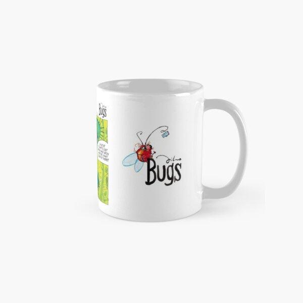 Bugs on mugs Classic Mug