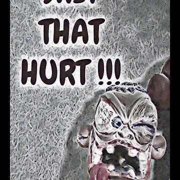 That HURT by Johnhalifax