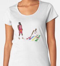 Twister Staredown 1 Women's Premium T-Shirt
