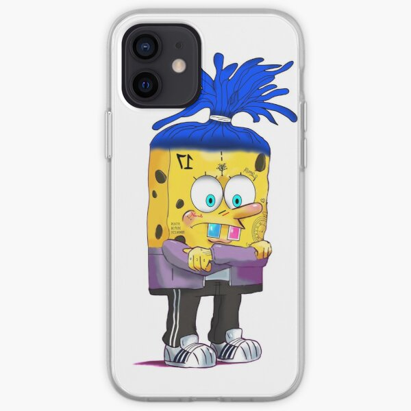 XXXTentacion SpongeBob iPhone Soft Case