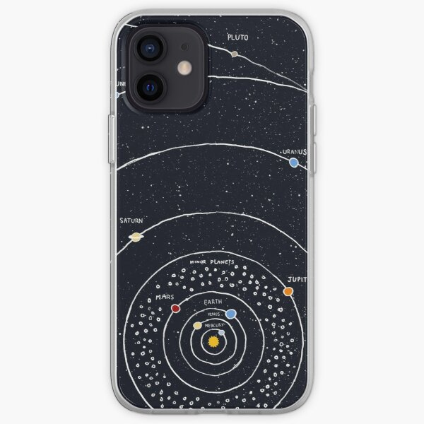 Solar System iPhone Soft Case