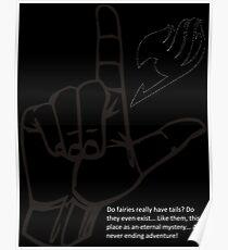 Fairy Tail Moto  Poster