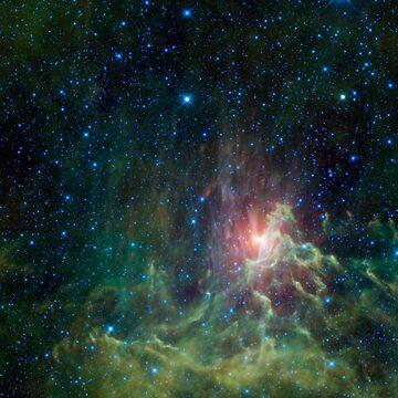Exploding Stars by imphavok