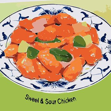 Sweet & Sour Chicken. by Claudiocmb