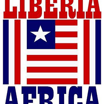 LIBERIA by planetterra