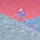 Cycling 3000AD by lintho