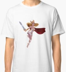 She-Ra Princess of Power Classic T-Shirt