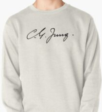 Signature of Carl Jung Pullover