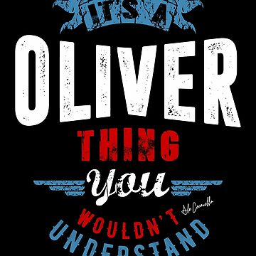 Oliver Tees by ceconellochris