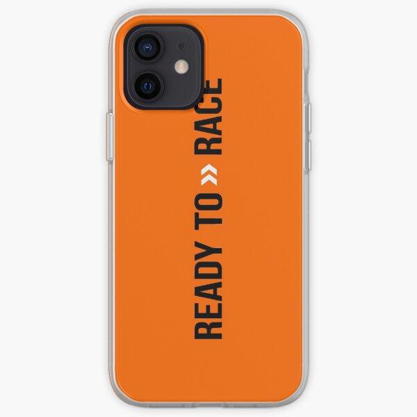 KTM prêt à courir Coque souple iPhone