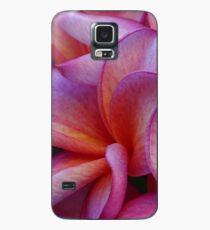 Frangipani Case/Skin for Samsung Galaxy