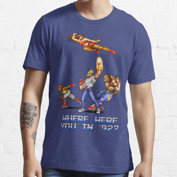 Rage en 1992 T-shirt essentiel