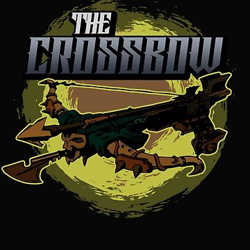 The Crossbow by schnibschnab