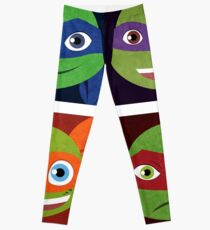 Turtle Bunch Leggings