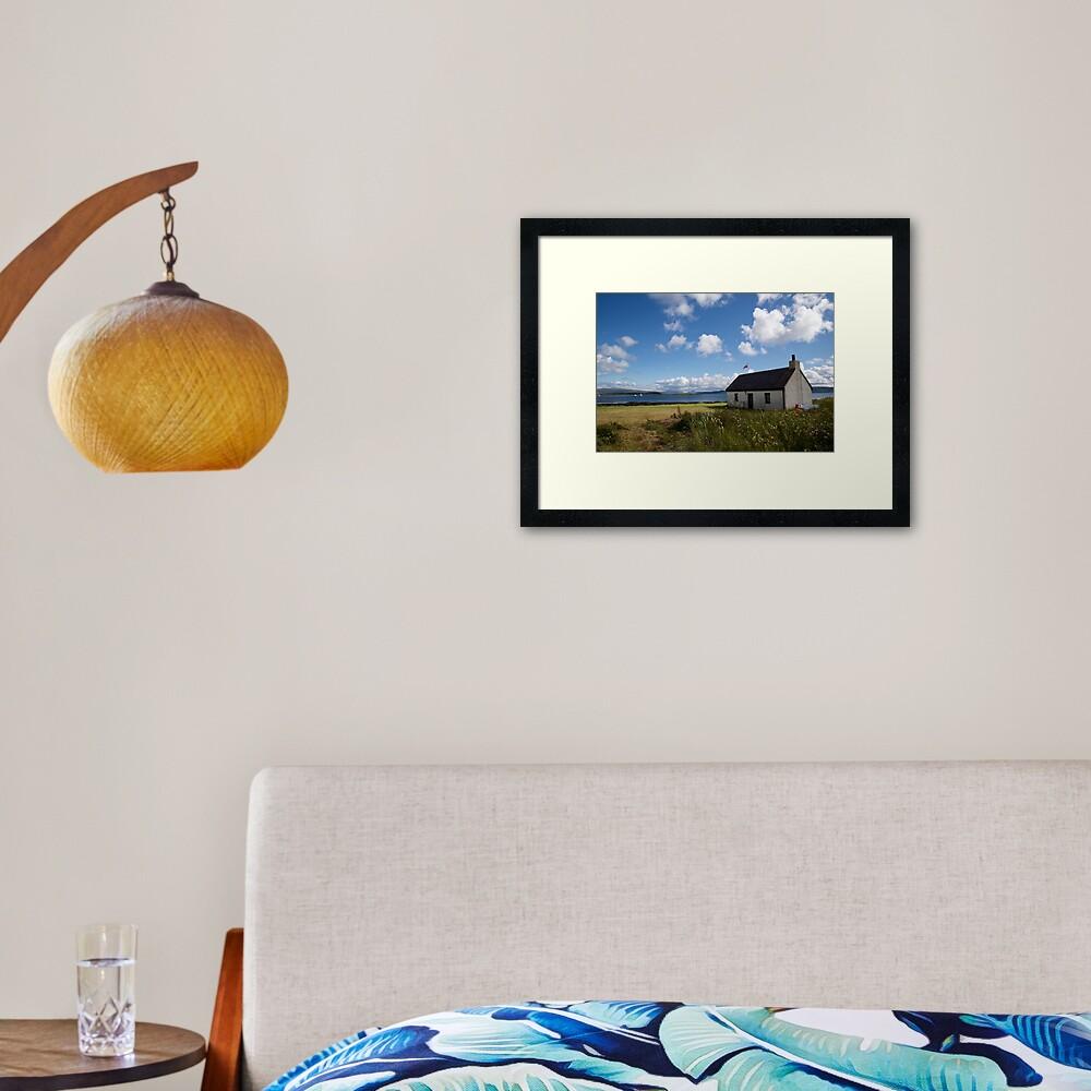 Kilchoan Acharacle Framed Art Print