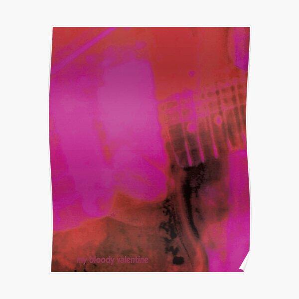My Bloody Valentine - Loveless Poster