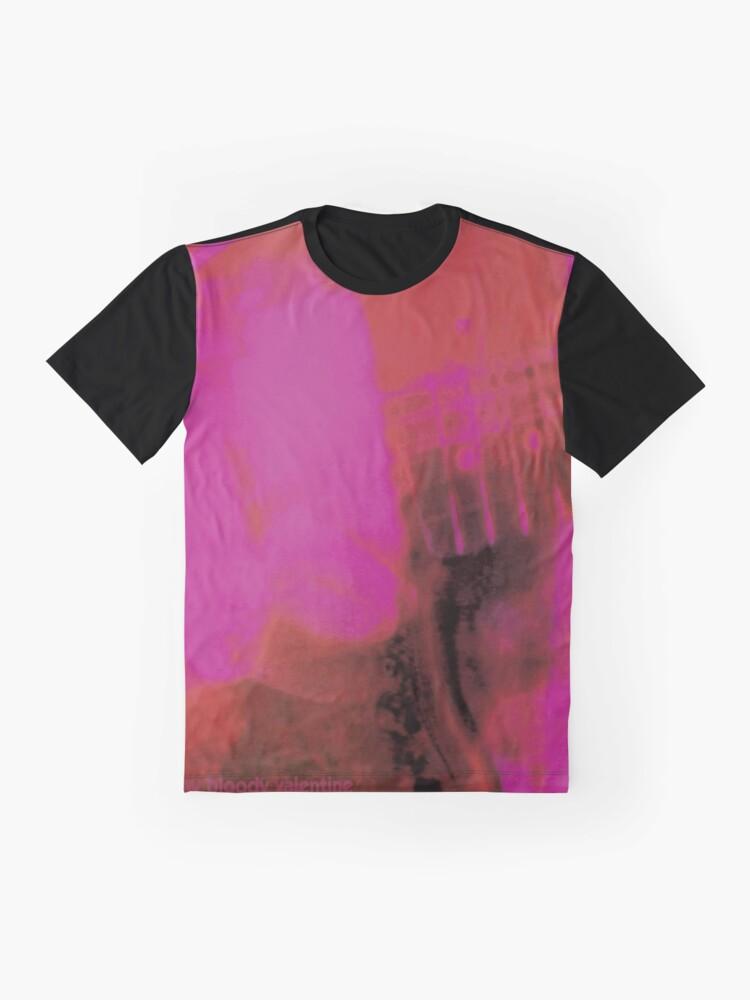 Alternate view of My Bloody Valentine - Loveless Graphic T-Shirt