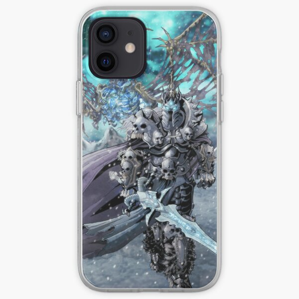 The Pride of the King iPhone Soft Case