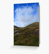 Mountain Sky - Killarney, Kerry, Ireland Greeting Card