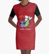 Vuelta a España Graphic T-Shirt Dress