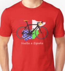 Vuelta a España Unisex T-Shirt