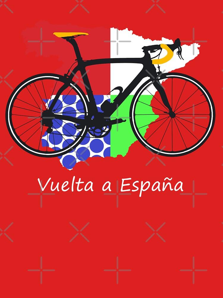 Vuelta a España von sher00