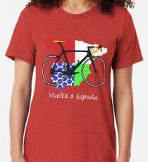 Camiseta de tejido mixto Vuelta a España