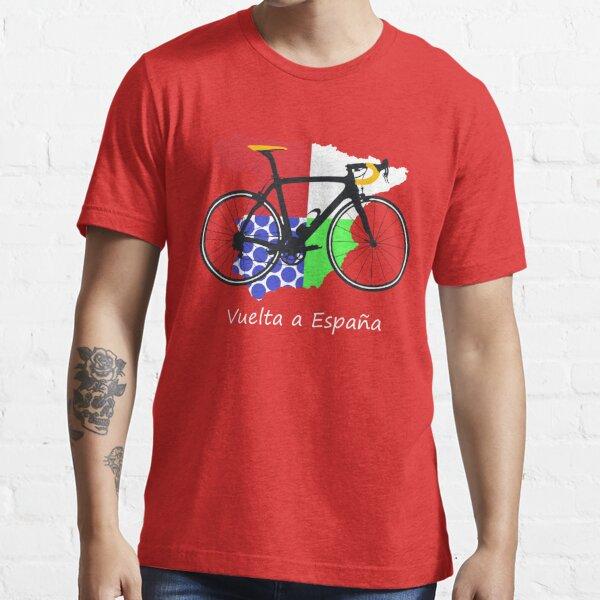 Vuelta a España Camiseta esencial