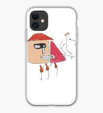 Ein Gangster, ein Skater und drei Einbeinige iPhone-Hülle & Cover