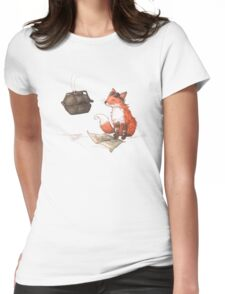 Henry & Renard Womens Fitted T-Shirt