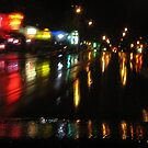Blurred ClubTap Rain by Pipewrench67