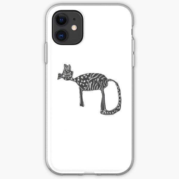 Cats love iPhone Soft Case