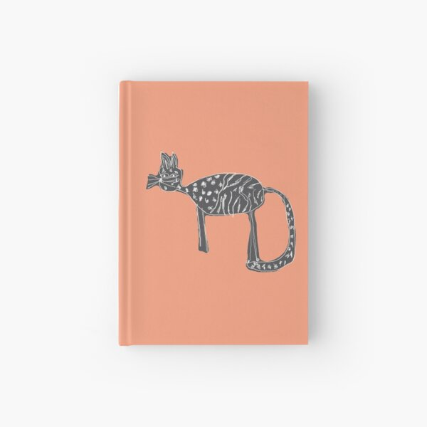 Cats love Hardcover Journal