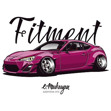 Finest Fitment (FRS / GT86) by OlegMarkaryan