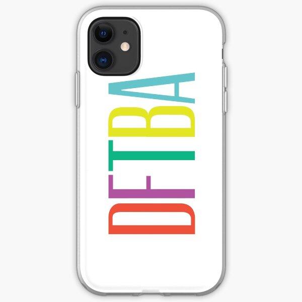 DFTBA 2.0 iPhone Soft Case