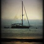 End Of Day On Cape Cod Bay by Rene Crystal