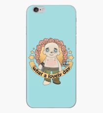 What a Lovely Day iPhone Case