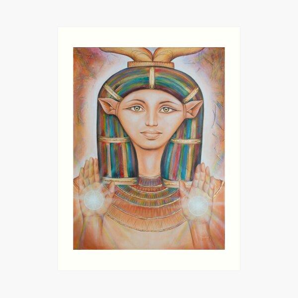 Hathor Art Print