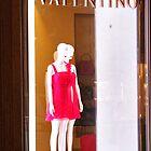 """red Valentino by Antonello Incagnone """"incant"""""""