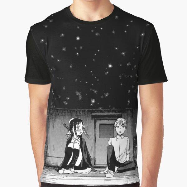 kaguya-sama Camiseta gráfica